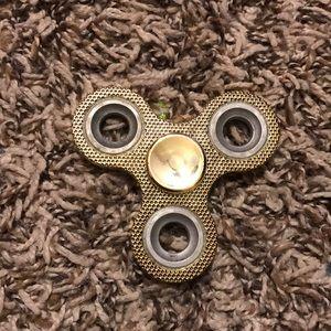 Other - Golden fidget spinner